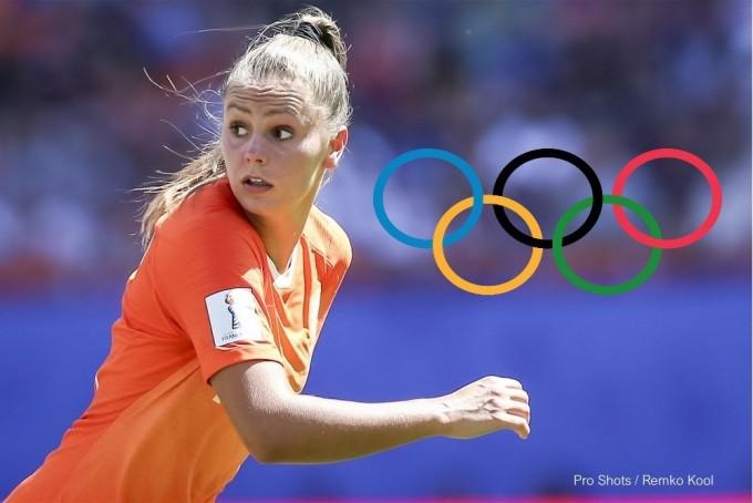 Speelschema Voetbal Vrouwen Olympische Spelen 2021 Tokyo 2020