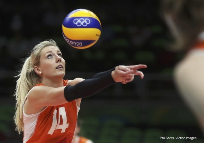 Volleyball_Womens_Nations_League_2018_en_WK_speelschema_Oranje_volleybal_dames_Laura_Dijkema.jpg